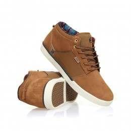 Etnies Jefferson Mid Shoes Brown