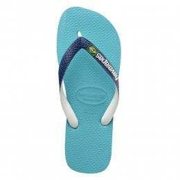 Havaianas Brasil Mix Sandals Blue