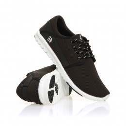Etnies Scout Shoes Black/White/Black
