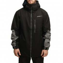 ONEILL CUE SNOW JACKET Black Out