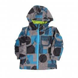 ONEILL INFANTS DALTON SNOW JACKET Blue AOP