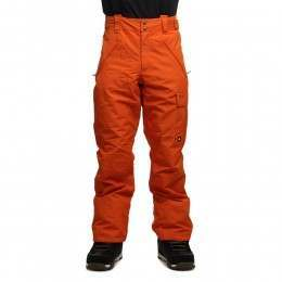 Protest Denysy Snow Pants Orange Pepper