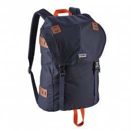 Patagonia Arbor Backpack Navy Blue/Red