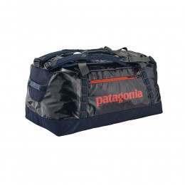 Patagonia Black Hole Duffel Bag 90L Navy Blue/Red