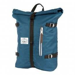 Poler Classic Rolltop Backpack Navy