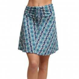 Patagonia Lithia Skirt Channel Blue