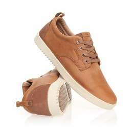 ONeill Fakey LX Leather Shoes Tan