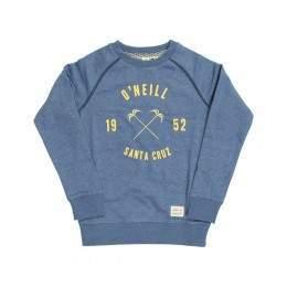 ONeill Boys Highway Sweatshirt True Navy
