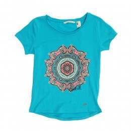 ONeill Girls Mandala Tee Capri Breeze