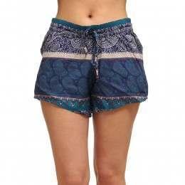 ONeill Maroon Shorts Blue AOP