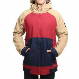 ONeill Seb Toots Snow Jacket Scooter Red
