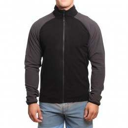 ONeill F/Z Ventilator Fleece Black Out