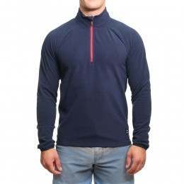 ONeill 1/2 Zip Ventilator Fleece Ink Blue