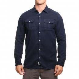 ONeill Violator L/S Shirt Ink Blue