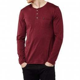 ONeill Jack's Base Long Sleeve Top Tawny Port