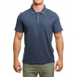 ONeill Jack's Base Polo Shirt Carbon Blue