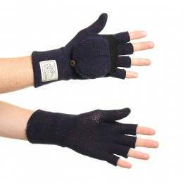 ONeill Dusk Knit Gloves Ink Blue