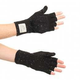 ONeill Dusk Knit Gloves Black Out