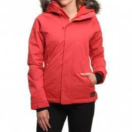 ONeill Curve Snow Jacket Poppy Red