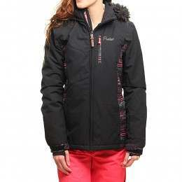 PROTEST RUBEY SNOW JACKET True Black