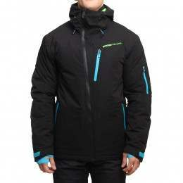 Protest Research 16 Snow Jacket True Black