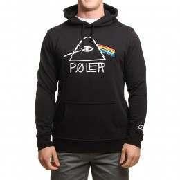 Poler Psychedelic Hoody Black