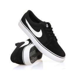 Nike SB Boys Satire II Shoes Black/White