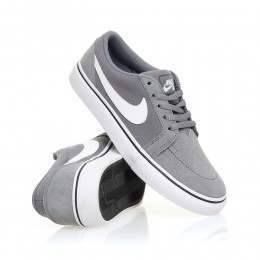 Nike SB Boys Satire II Shoes Cool Grey/White-Black