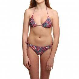 Protest Mercer Bikini Flame Red