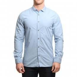 ONeill Pop Break L/S Shirt Ashley Blue