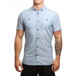 ONeill Cut Back S/S Shirt Ashley Blue