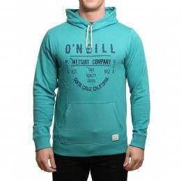 ONeill Salinas Hoody Green-Blue Slate