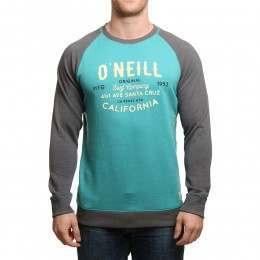 ONeill Carmel Sweatshirt Green-Blue Slate