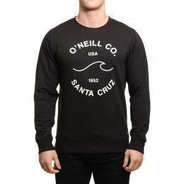 ONeill Sunrise Sweatshirt Black Out