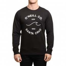 ONeill Sunrise Sweatshirt Black Out