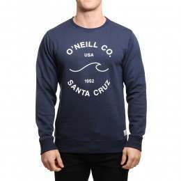 ONeill Sunrise Sweatshirt Ink Blue