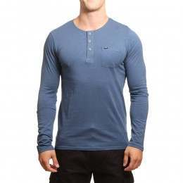 ONeill Jacks Base Long Sleeve Top Dusty Blue