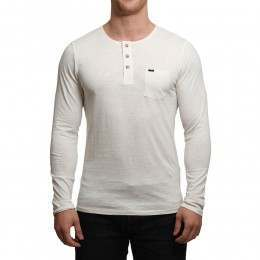 ONeill Jacks Base Long Sleeve Top Powder White