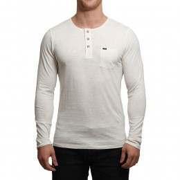ONeill Jacks Base Long Sleeve Top Powder White