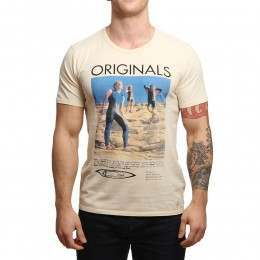 ONeill The 70's Tee Creme Brulee