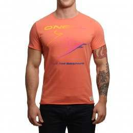 ONeill The 80's Tee Deep Sea Coral