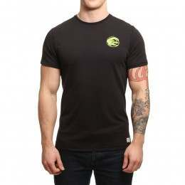 ONeill The 70's-80's Logo Tee Black Out