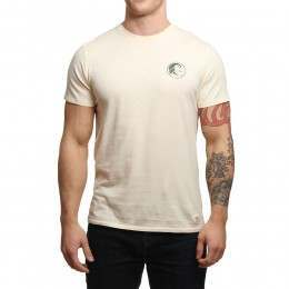 ONeill The 70's-80's Logo Tee Creme Brulee