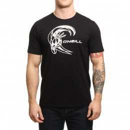 ONeill Circle Surfer Tee Black Out