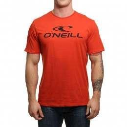 ONeill O'Neill Tee Aurora Red