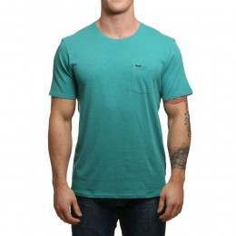 ONeill Jacks Base Tee Green-Blue Slate