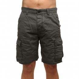 ONeill Complex Check Cargo Shorts Green/Black