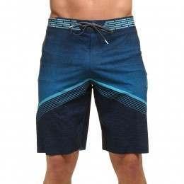 ONeill Hyperfreak Hydro Boardshorts Blue AOP