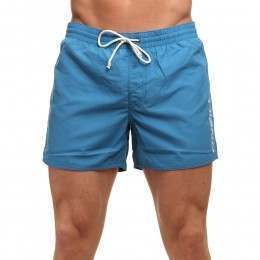 ONeill Solid Logo Boardshorts Deep Water Blue