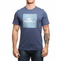 ONeill Square Tee Dusty Blue